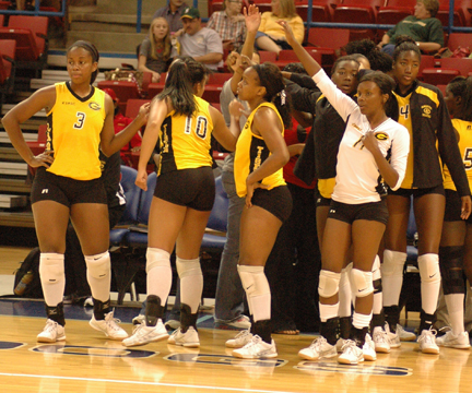 Lady Tigers Make Strong Showing In Tournament Grambling State University Athletics