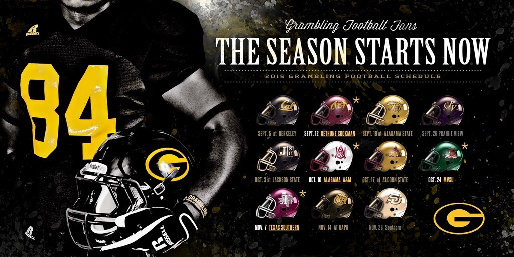 Grambling State 2015 Football Outlook Grambling State University