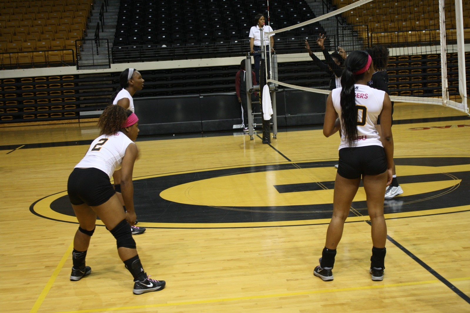 Swac Announces Preseason All Conference Volleyball Team Grambling State University Athletics