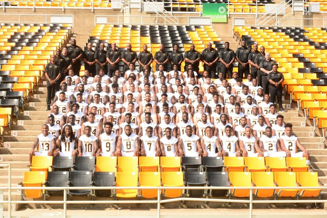 2018 Football Roster Grambling State University Athletics