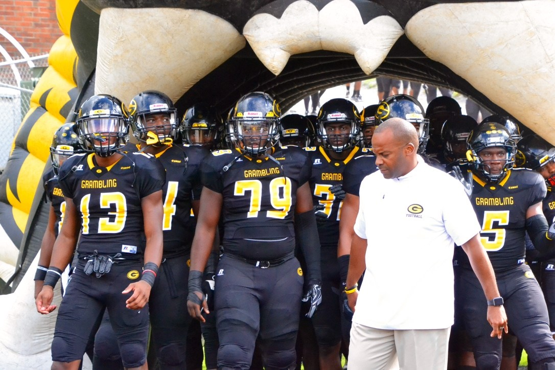grambling state adjusts 2018 football schedule grambling state