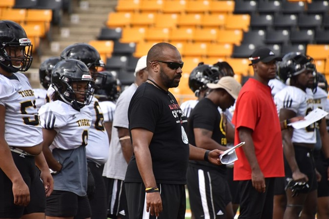 Fobbs and Nord among chosen for NFL Summit - Grambling State University Athletics
