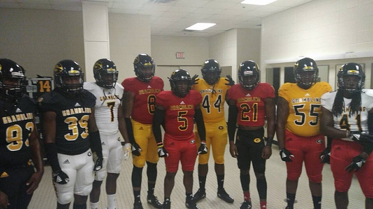 low priced f0f97 c16e1 Grambling State Unveils New Football Uniforms - Grambling ...
